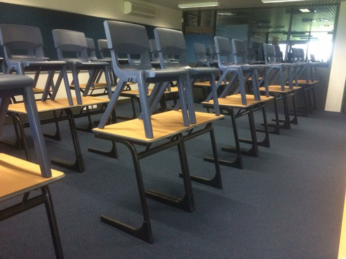 School Cleaning Perth